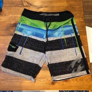 Men's Billabong Boardshorts Size 33